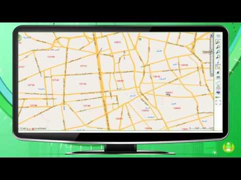 Saudi Post - Locator - Tools Explaining