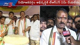 Congress Leader Sudhir Reddy Election Campaign in LB Nagar