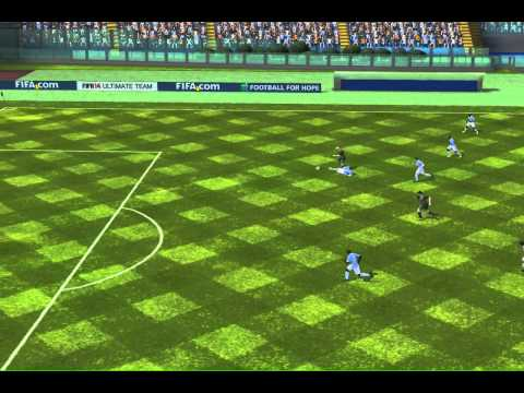 FIFA 14 iPhone/iPad - Lazio vs. Napoli