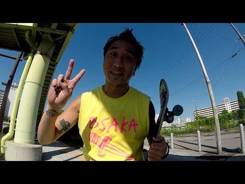 GoPro x The Berrics『Skateboarding is fun』