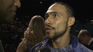 Keith Thurman Calls Out Floyd Mayweather - SHOWTIME Boxing