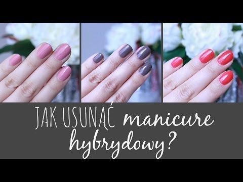 PORADY | Jak Usunąć Manicure Hybrydowy? KROK PO KROKU :: CND SHELLAC.