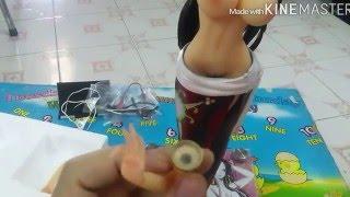Review Action figure Boa Hancock (One Piece)