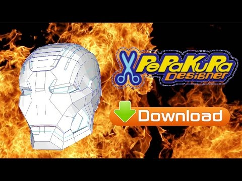 Viewer Q&A - How to download Pepakura files