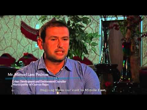 Protecting Ground Water study tour, Israel and Palestine: subtitles in English
