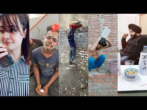 फन का पिटारा Part 16 • Funny viral videos •Tik Tok video •  Fun ka pitara Part 16