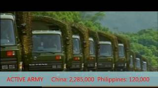 CHINA ATTACK PHILIPPINES BY SURPRISE.wmv