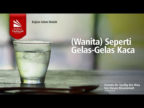Tabligh Akbar : Seperti Gelas-Gelas Kaca | Ustadz Dr.  Syafiq Riza Basalamah, MA