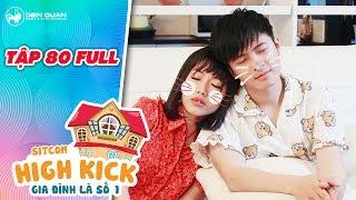 Gia đình là số 1 sitcom | tập 80 full: Đức Mẫn không giấu được hạnh phúc khi ngủ nhờ nhà Diệu Hiền