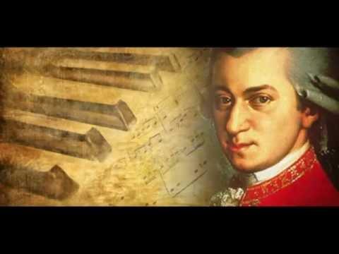 Моцарт Вольфганг Амадей - Аллегро для клавира си-бемоль мажор