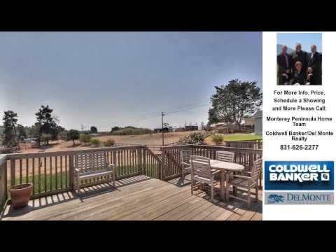 15796 Del Monte Farms Rd, Castroville, CA Presented by Mark Bruno.