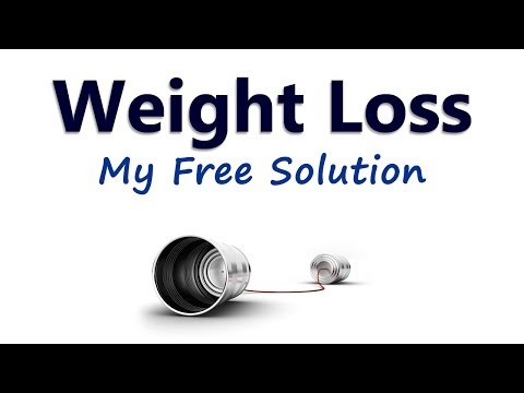 Weight Loss - my Solution