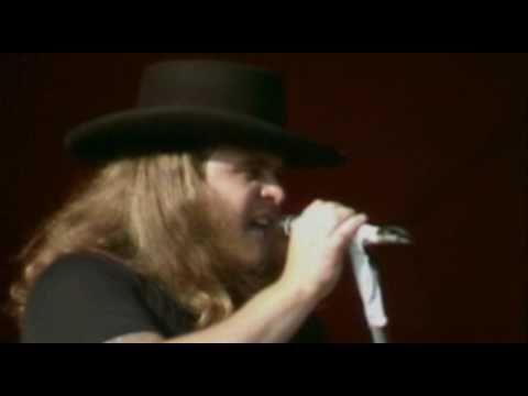Lynyrd Skynyrd - Whiskey Rock-a-roller Live