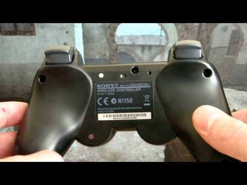 PS3 Rapid Fire User Guide - 15 mode - Console House