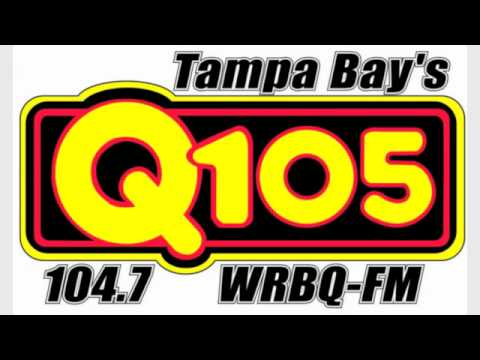 WRBQ Q105 - WHVE 102.5 The Wave Tampa - 3-1988