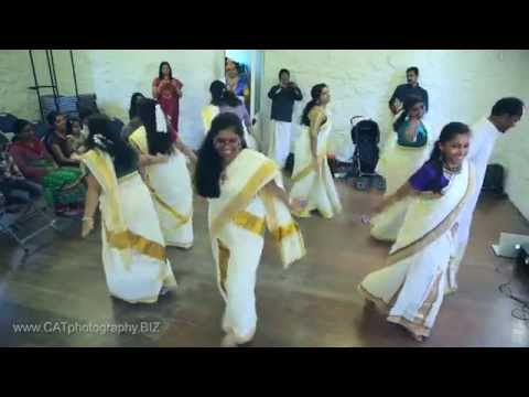 Thiruvathira Kali Melton Melbourne Malayalee Association Parvanendu Mukhi - Www.catphotography.biz video