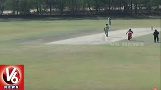 Hyderabad Thunderbolts Wins On Rangareddy Risers | Kaka Memorial Telangana T-20 League