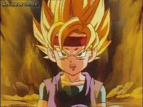 Dragonball GT SON GOKU JR. Fanmade Trailer (HD)