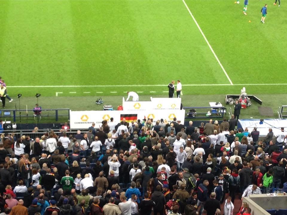 deutschland vs irland