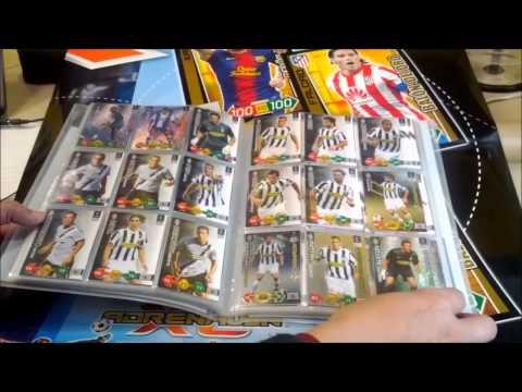 Colección completa Champions Super Strikes 2009-2010