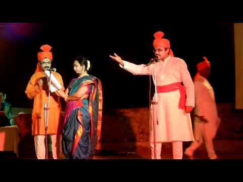 Maharashtra Din- Povada