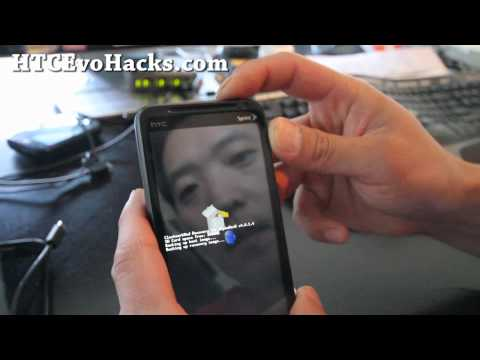 How to Backup/Restore ROMs on HTC Evo 3D!
