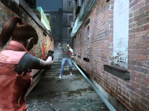 Resident Evil 2 Remake project - UDK - Resident Evil 4 gameplay style.