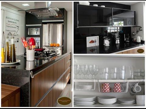 Minha Cozinha- organização e decoração