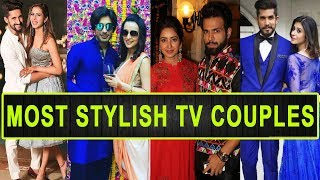 Top 10 Most Stylish Real Life Couples Of Indian Television