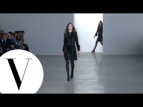 Calvin Klein Collection 2015秋冬 極簡與復古的王道