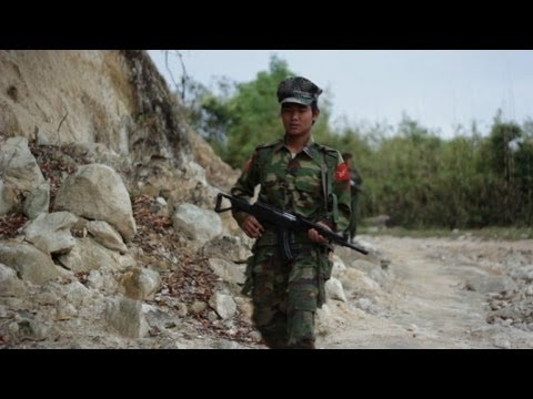 Myanmar's Kachin rebels in deadlock with army