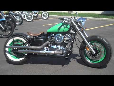 Blue Collar Bobbers Yamaha V-Star 650 HD