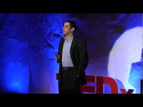 Hard Lessons Learned From Tough People: Jake Adelstein at TEDxKyoto 2012