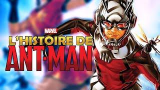Parlons Comics#2 : Qui est Ant-Man ?