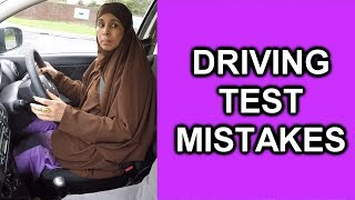 Learner Takes Driving Test In Her Own Car - Speeding On Driving Test