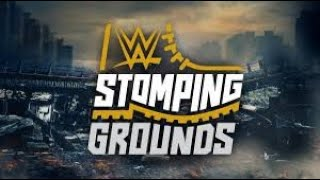 WWE CHANGING STOMPING GROUNDS CARD!