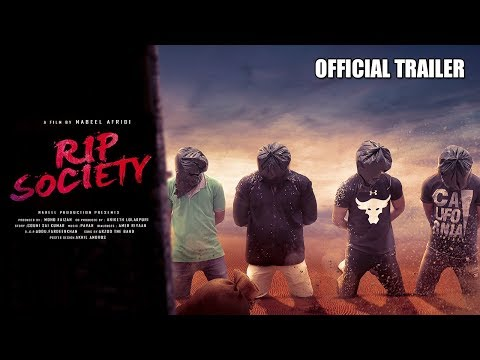 RIP SOCIETY | Latest Hindi Shortfilm Trailer | Nabeel Afridi | Warangal Diaries