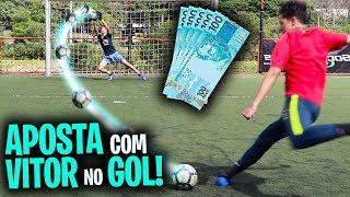 R$100,00 A CADA DEFESA DO VITOR LO! - APOSTAS BANHEIRISTAS