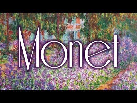 Claude monet cuadros frases y fotos youtube - Cuadros de fotos ...