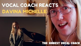Vocal Coach Reacts to Davina Michelle Shallow (A Star Is Born) - Lady Gaga, Bradley Cooper