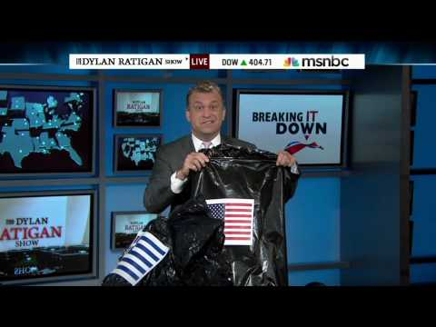 Dylan Ratigan, 05/10/10, US Taxpayers paying for Greece's bailout