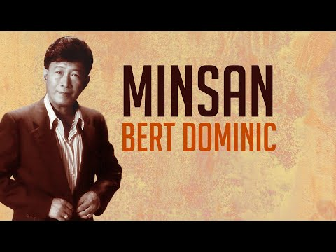 Bert Dominic - Minsan (Lyrics Video)