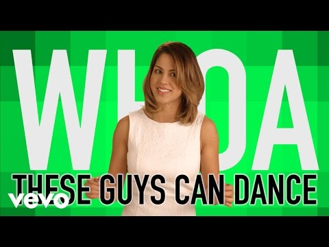 High Fives: WHOA THESE GUYS CAN DANCE (Chris Brown, Justin Timberlake,...