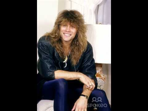 Bon Jovi - Never Say Goodbye (Live Pittsburgh 1987)