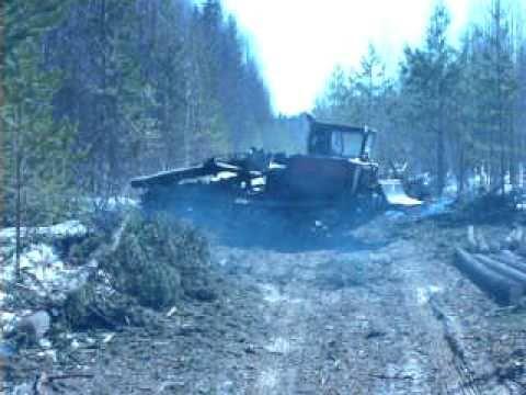 ТДТ-55 Вечный трактор