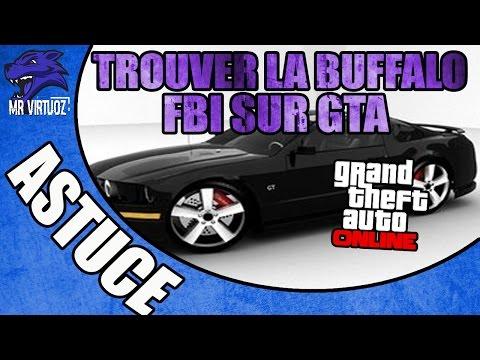 [Astuce] Trouvez la Buffalo du F.B.I sur GTA Online   Astuce en 1.15