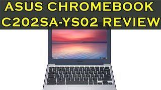 ASUS Chromebook C202SA YS02 Review