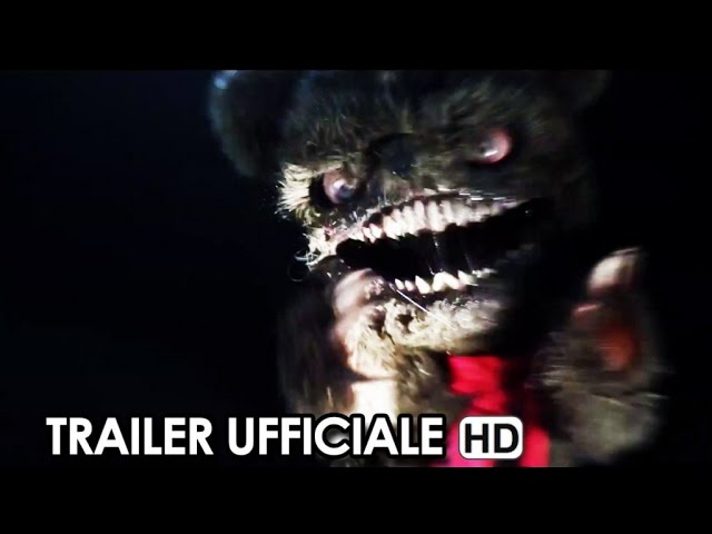 KRAMPUS - NATALE NON È SEMPRE NATALE Trailer Ufficiale Italiano (2015) HD