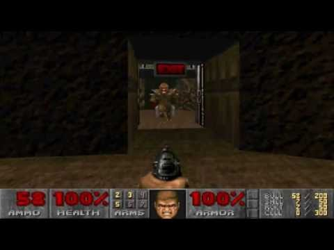 [PC] - Doom II: Hell on Earth - Map 01 - Entryway