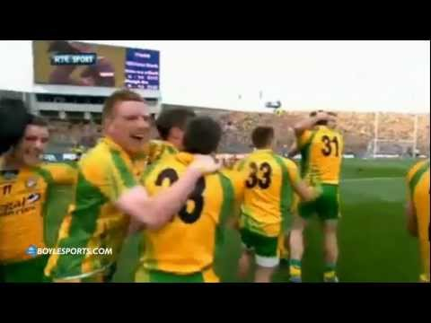 Viper Higgins (Hardy Bucks) - All Ireland Commentary Highlights